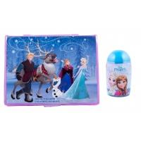 Pachet Set pictura 68 piese Frozen + Set de colorat suflarici spray 24 culori Frozen