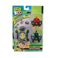 Ceas Ben 10 Omnitrix & 2 Figurine (Torta Vie, XLR8)