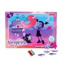 Puzzle 100 piese + Bonus Vampirina