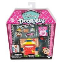 Set tematic de joaca Disney Doorables Pinocchio Workshop