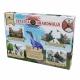 Puzzle 3D Noriel - Cetatea Dragonului, 116 piese