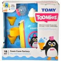 Jucarie de baie Tomy Toomies - Fabrica de inghetata