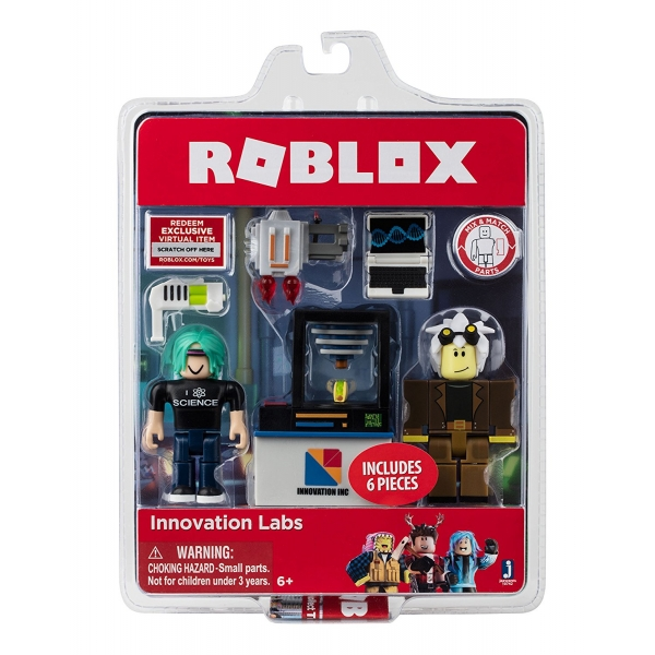 Set 2 Figurine Roblox Blister, Innovation Labs