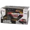 Masina Rastar cu telecomanda, Mitsubishi Pajero Evolution 1:18
