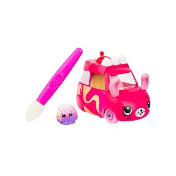 Set Cutie Cars, Care isi poate schimba culoarea, Marble Motor