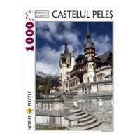 Puzzle 1000 piese Castelul Peles Vertical