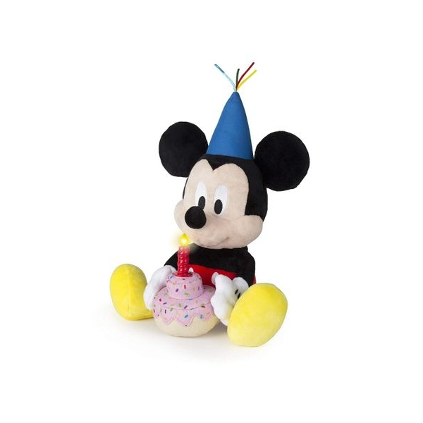 Jucarie de plus Jakks Pacific Mickey Mouse La Multi Ani