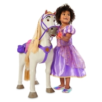 MAXIMUS - calutul lui Rapunzel de jucarie
