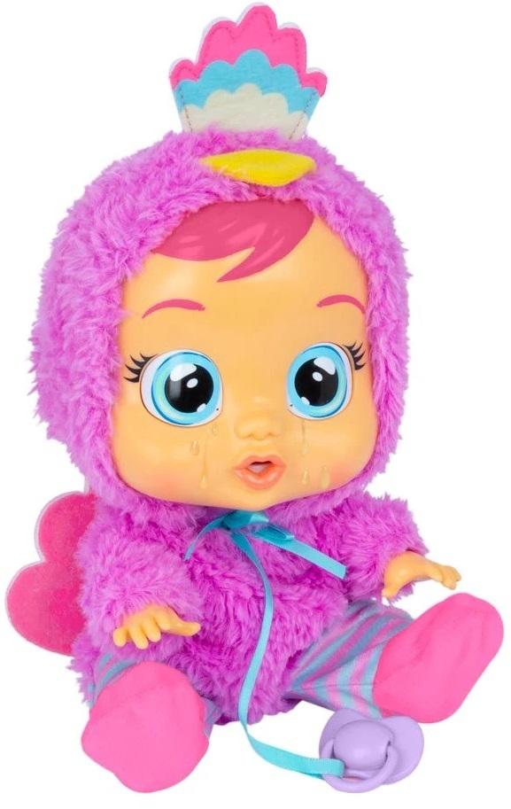 Papusa Cry Babies Fantasy - Bebe plangacios Lizzy